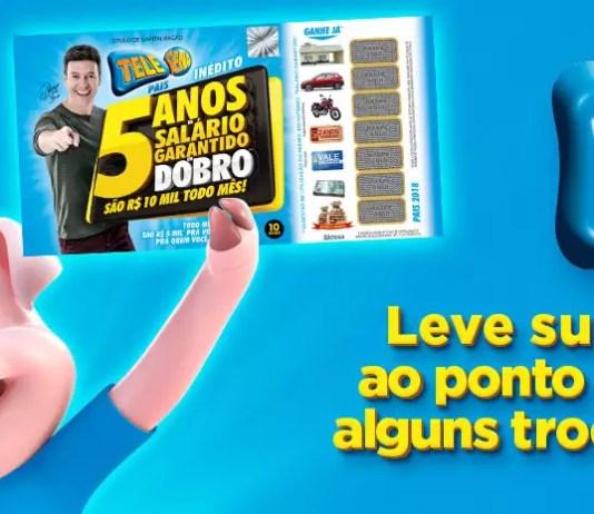 Tele Sena / reprodução Telesena.com.br