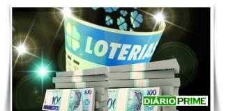 Loteria Federal/ imagem montagem : Ueslei Mendes