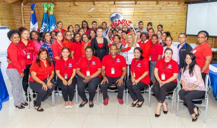 El taller es  dirigido a médicos, enfermeras y gerentes de Áreas de Salud