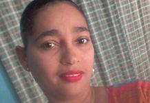 la Señora Novelly Adaluz Tejada Rossó, de 37 años
