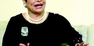 Celeste Silié, directora ejecutiva del Centro Nacional de Fomento y Promoción de las Asociaciones Sin Fines de Lucro