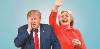 ¿Puede una mujer ganar la presidencia en EEUU? Esto dicen los datos de cuando Trump enfrentó a Clinton