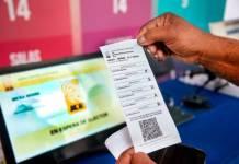 JCE realizará prueba interna del Voto Automatizado próximo domingo