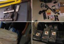 ¡Drogas!, Ocupan 355 paquetes de cocaína en Villa Mella