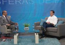 Hugo Beras promete hará una transformación total de las vías de la ciudad