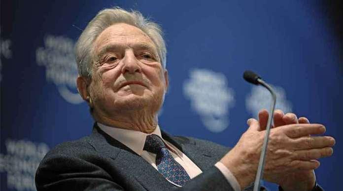 George Soros. Crédito: World Economic Forum (CC BY-NC-SA 2.0). FUENTE ACIPRENSA