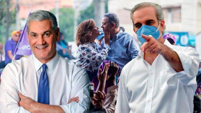 R.Dom. elige nuevo presidente entre un 'león', un 'penco' y un recuperado Covid