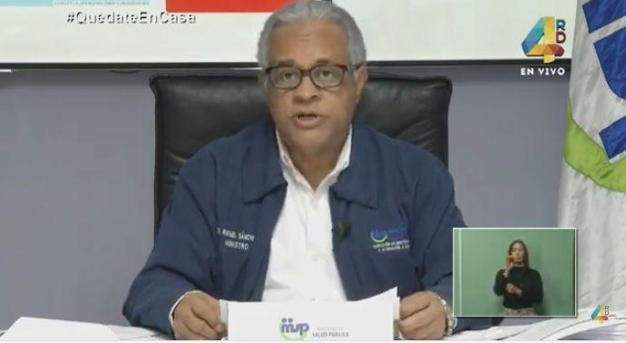Salud RD reporta 7 muertes por COVID-19 y 819 casos nuevos, 67 más que ayer