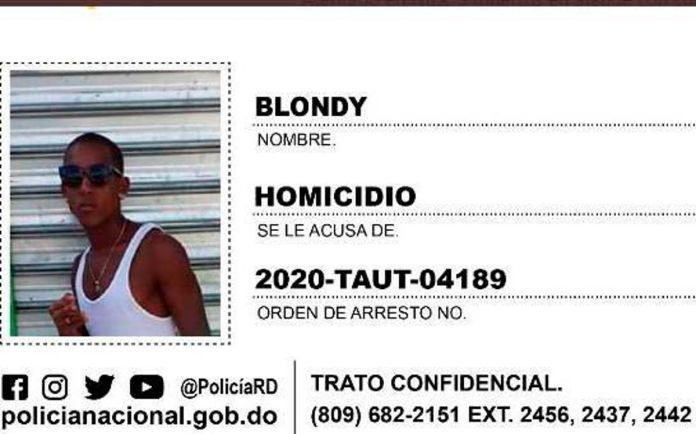 Apresan a Blondy por muerte de niña en Los Alcarrizos