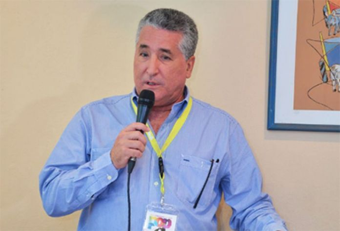 Doctor José Natalio Redondo presidente del Grupo Rescue
