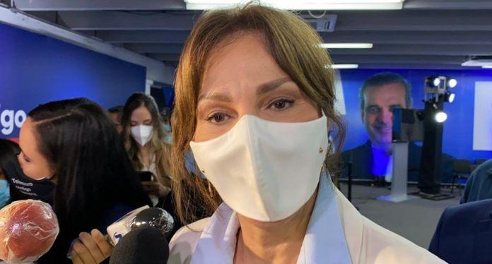 Milagros Germán justifica inversión RD$25 MM en publicidad por primeros 100 días de Gobierno