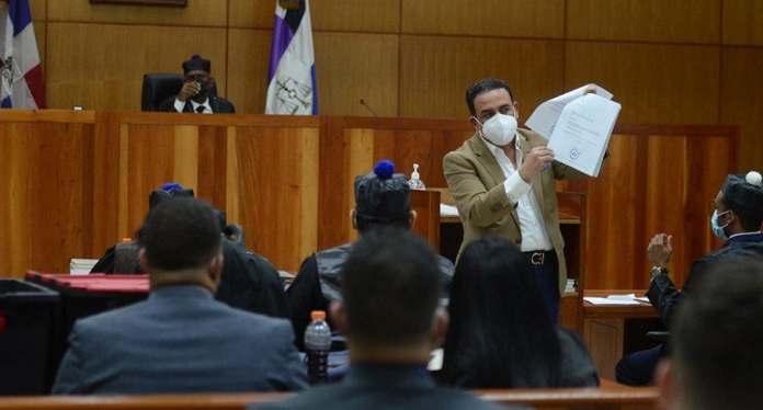 Juez dicta tres meses de prisión preventiva para Alexis Medina, Francisco Pagán y Fernando Rosa