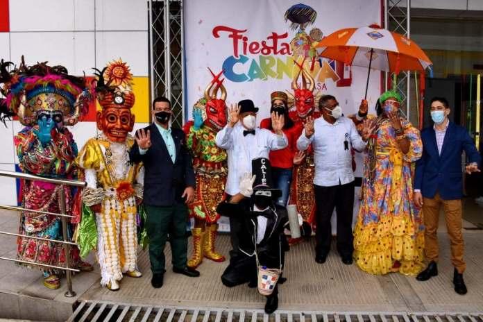 """Cultura, CERTV y Gabinete de Social presentan """"Fiesta de Carnaval en Casa"""""""