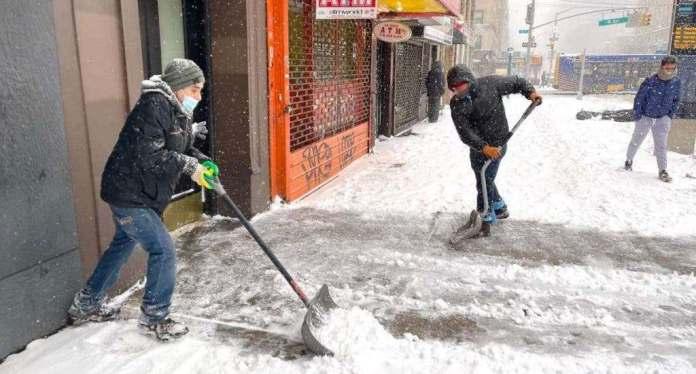 Millones dominicanos en USA sufrirán frío polar próximos días