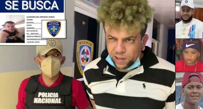 El detenido es José Hernández Burgos, alias El Flow, quien admitió, según el diario Agenda 56, haber cometido el hecho por orden de Ricky Joel de la Cruz, quien cumple prisión preventiva. (Foto: Agenda 56).