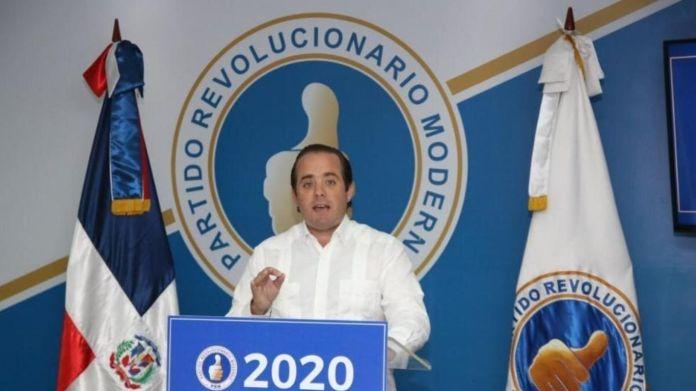 Paliza reafirma compromiso del Gobierno con militancia del PRM