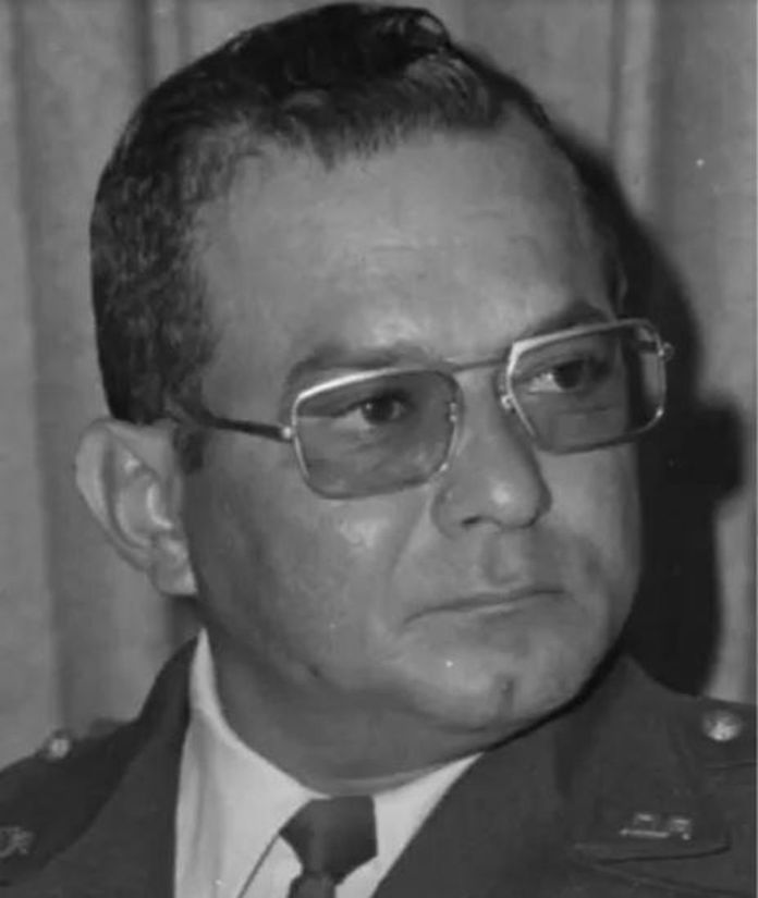 Lluberes Montás fue señalado entre los oficiales que supuestamente participaron en el asesinato del periodista Orlando Martínez en 1975.