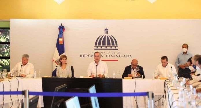 Abinader encabeza Consejo de Gobierno en San Juan de la Maguana