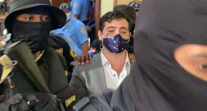 Gabriel Villanueva es condenado a 20 años de prisión por muerte de Andreea Celea. FUENTE EXTERNA
