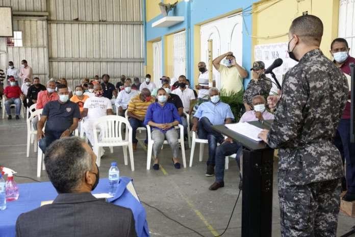 PN: Reforzará la seguridad ciudadana en barrios del DN. FUENTE EXTERNA.