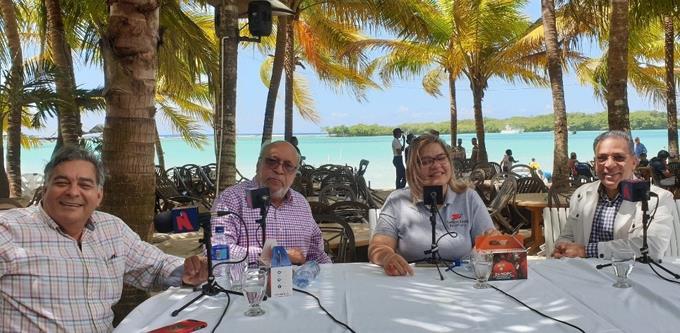 Muere de infarto comentarista radial Darío Yunes mientras participaba de programa en la Z-101