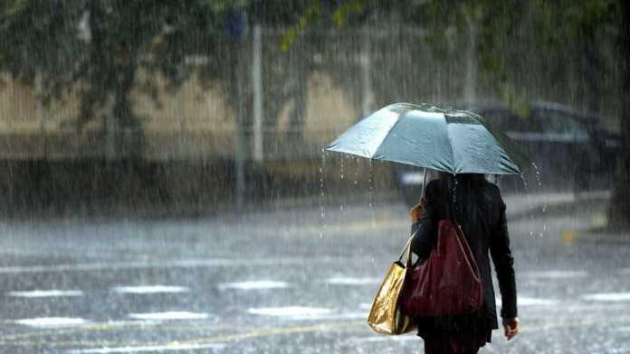 Meteorología prevé aguaceros a partir del mediodía de este miércoles