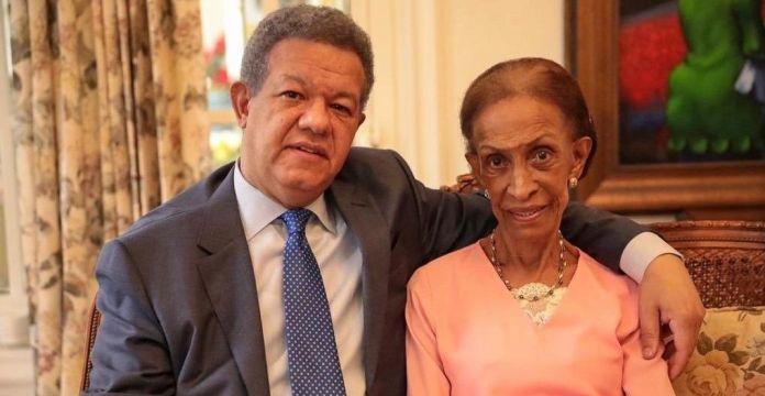 Falleció este miércoles a los 95 años la madre expresidente Leonel Fernández