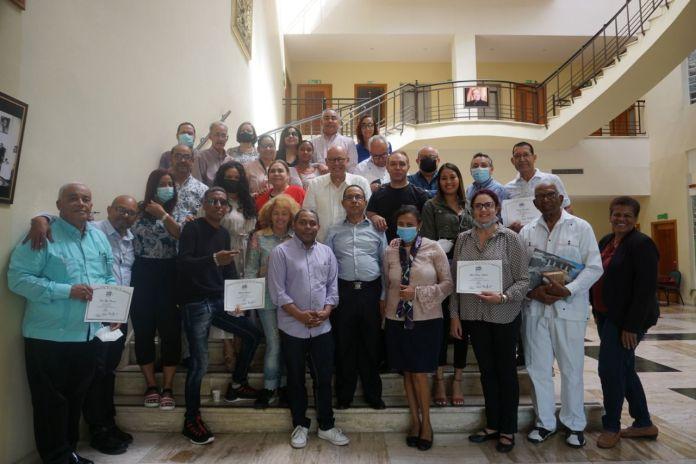 El ciclo formativo será impartido por expertos de la Sociedad Dominicana de Artistas Intérpretes y Ejecutantes