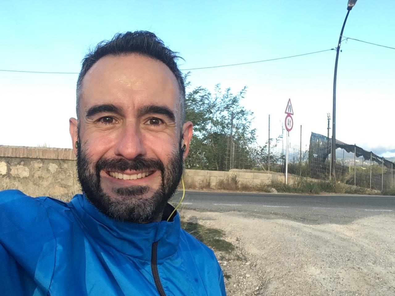 7,77 Km. running