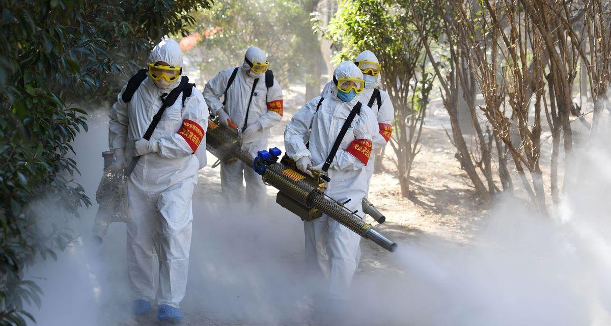 Emergencia internacional por coronavirus