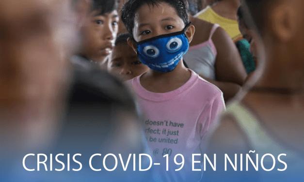 ¿Cómo los niños pueden ayudar en esta crisis? Hablando con los niños sobre el  Covid-19