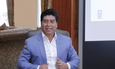 Alcalde Jorge Yunda fue hospitalizado la tarde de este martes