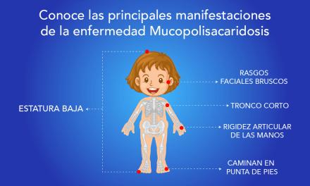 15 de mayo, Día Mundial de las mucopolisacaridosis