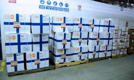 Ecuador recibe 2.2 toneladas de insumos para salud sexual y reproductiva
