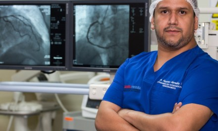 Cardiólogo ecuatoriano desarrolla técnica para corregir la miocardiopatía hipertrófica