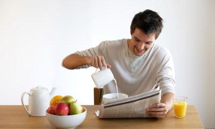 Hombre: ¿Cuáles son sus requerimientos nutricionales diarios?