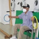 Cien pacientes con parkinson reciben terapias de rehabilitación