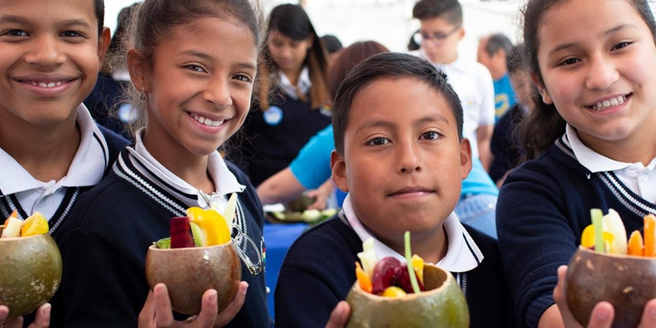 En Ecuador, 1 de cada 3 niños y niñas en edad escolar sufre de sobrepeso y obesidad