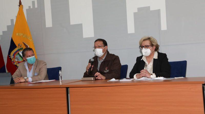 Nuevas medidas para evitar la propagación de COVID – 19 en Quito