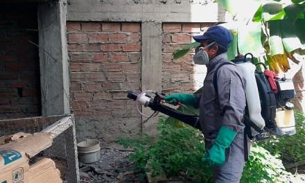 Vigilancia y control de enfermedades vectoriales se realizó en el sur del Ecuador