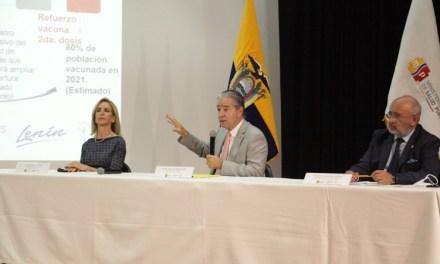 MSP anunció Plan de Vacunación a través de una Alianza Público-Privada