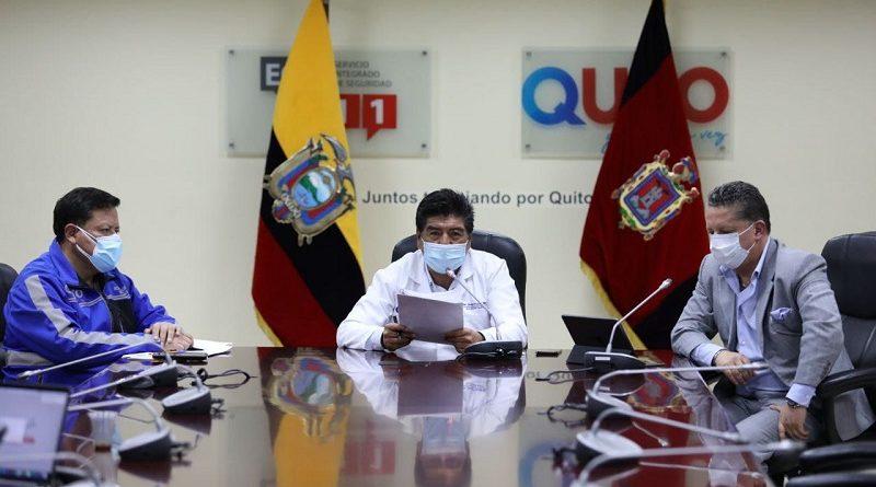 Nuevas medidas para Quito, Se intenta frenar escalada de contagios de covid-19
