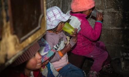 La desnutrición crónica infantil, un problema de salud pública en Ecuador.