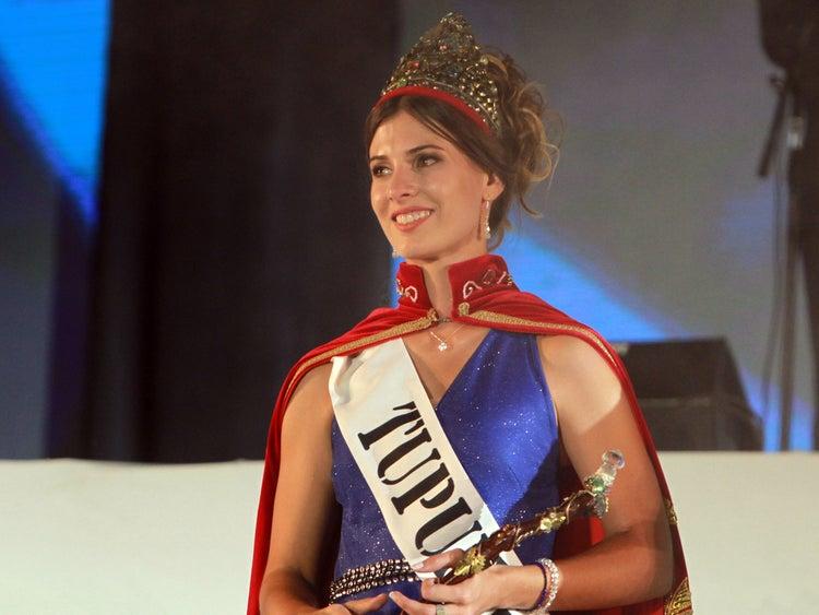 Mayra Tous, de Tupungato, es la Reina Nacional de la Vendimia 2020 ...