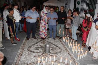 ACTO INAUGURAL FESTIVAL LUZ DE LUNA EN LA HERRADURA CORTE DE CINTA 16