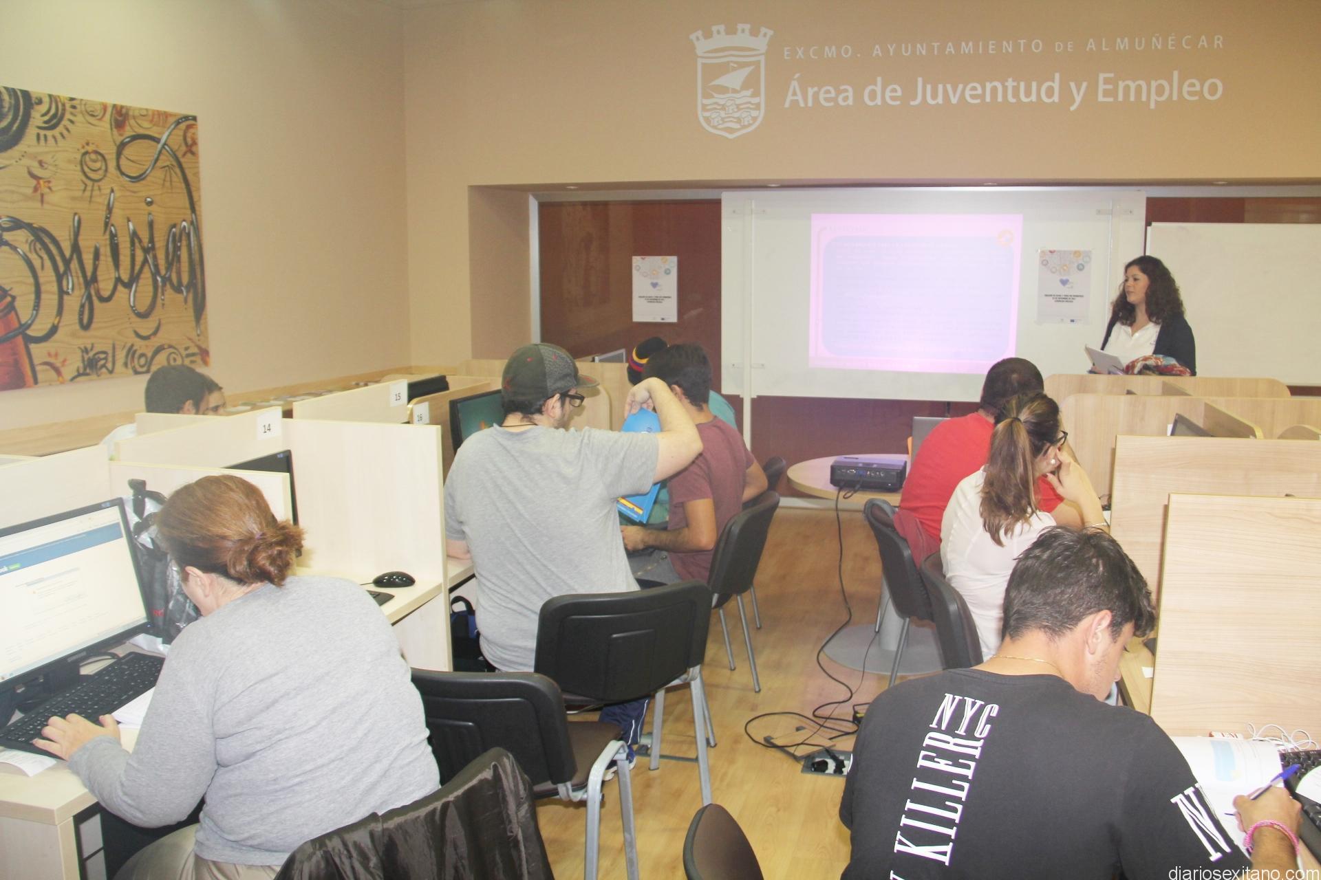 CURSO INFORMATICA CASA JUVENTUD ALMUÑECAR 16