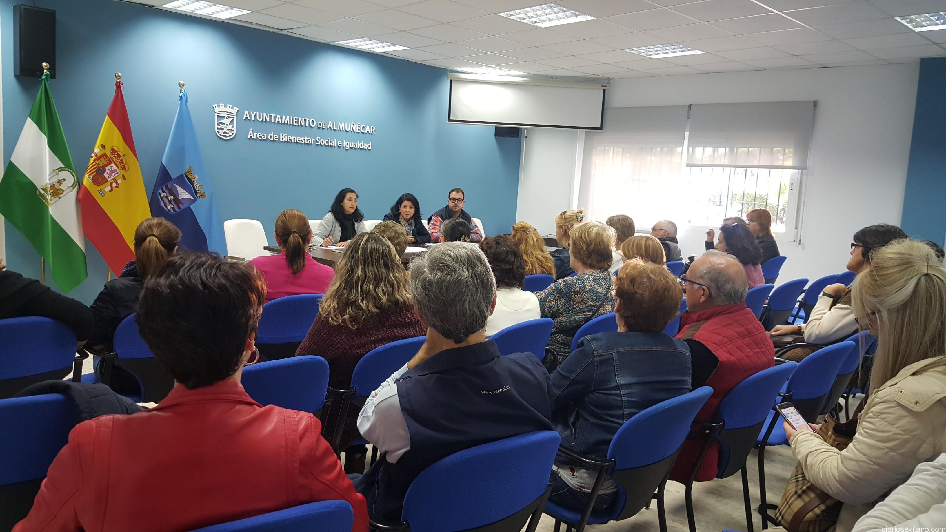 REUNION PREPARATORIA PARA ENCUENTRO DE ASOCIACIONES ALMUÑECAR 16