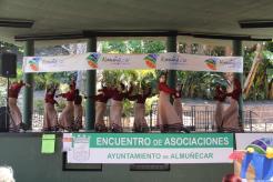 ANIMACION DEL GRUPO AL MAINOBA EN EL ENCUENTRO ASOCIACIONES 16