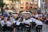 BANDA NORUEGA EN PLENA ACTUACION EN FESTIVAL ALMUÑECAR 16