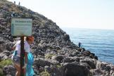 VOLUNTARIOS DURANTE LAS TAREAS DE LIMPIEZA PIEDRAS DE PESCA EN PUNTA DE LA MONA 16 (5)